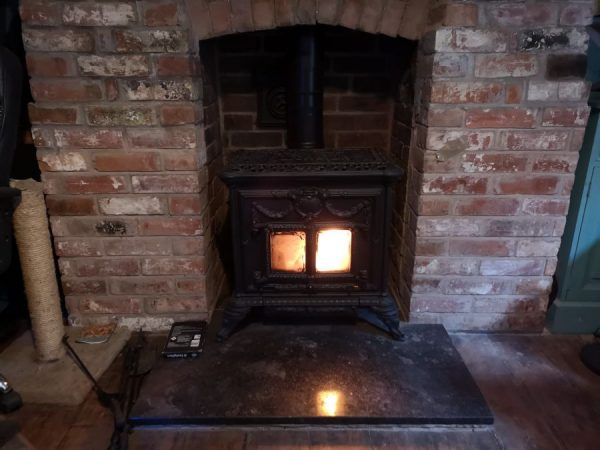 wood burning stove installers
