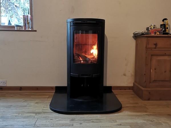 Wood burner installers in Taunton, Somerset